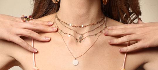 Achat de bijoux fantaisie
